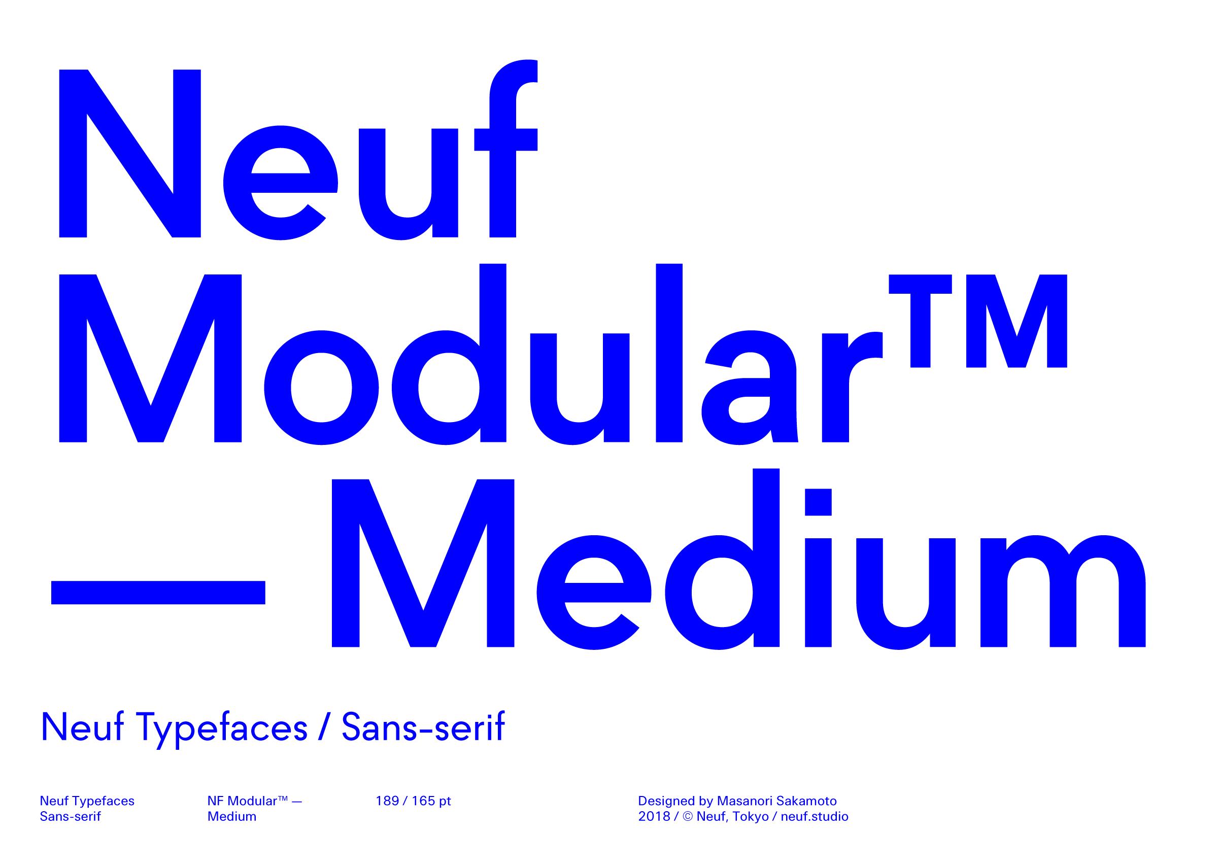 NF Modular™