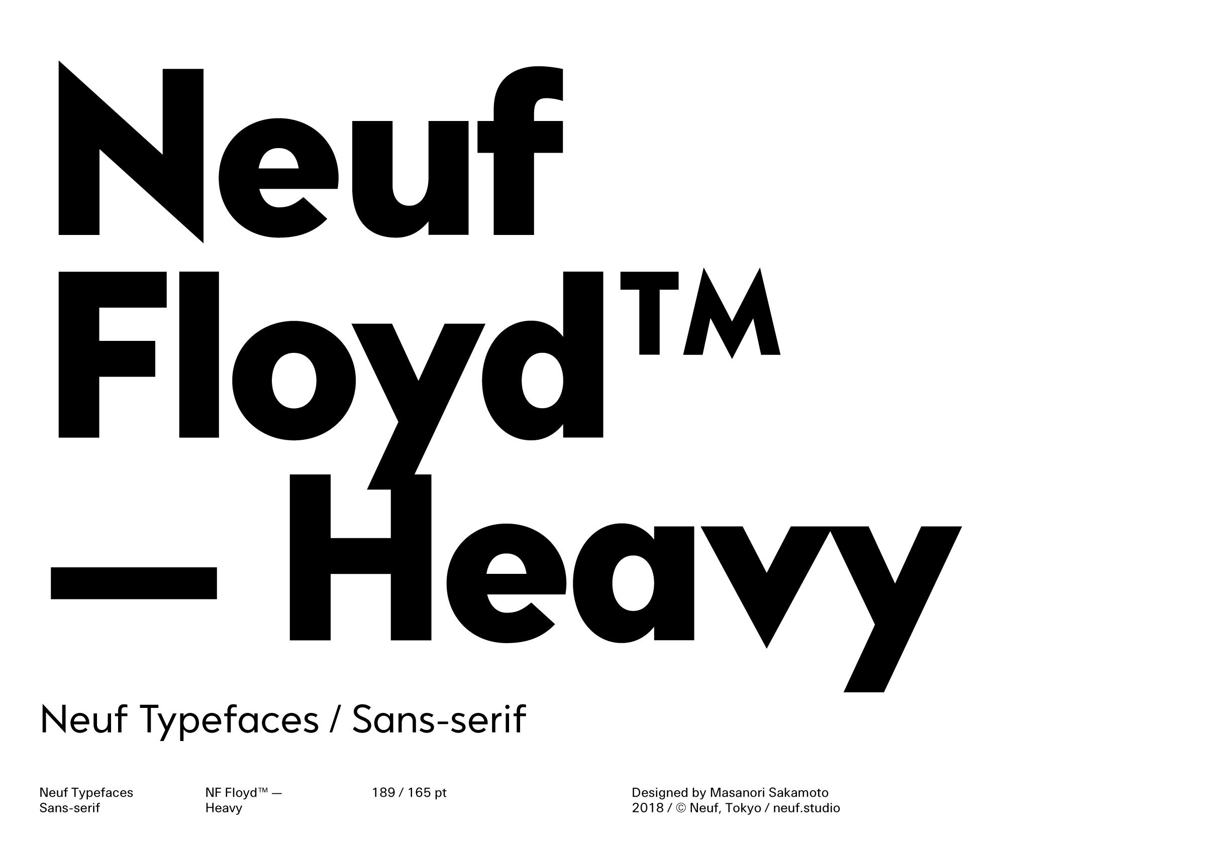 NF Floyd™